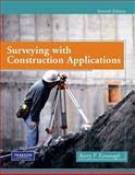 Surveying with Construction Applications, Kavanagh, Barry F., 0135000513