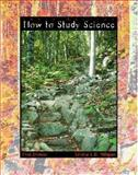 How to Study Science, Drewes, Frederick W., 0697360512