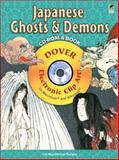 Japanese Ghosts and Demons CD-ROM and Book, , 0486990524
