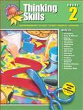 Thinking Skills, Grade 2, Carole Gerber and Carson-Dellosa Publishing Staff, 1561890529