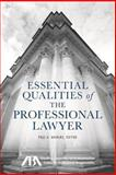 Essential Qualities of the Professional Lawyer, , 1627220526