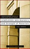Simplified Mechanics and Strength of Materials, Ambrose, James, 0471400521