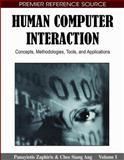 Human Computer Interaction : Concepts, Methodologies, Tools, and Applications, Panayiotis Zaphiris, Chee Siang Ang, 1605660523