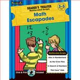Math Escapades Grades 3-5 with CD-ROM 9781607190523
