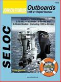 Johnsan Evinrude Outboards, 1996-01, Chilton Automotive Editorial Staff and Seloc Publications Staff, 0893300527
