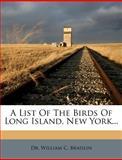 A List of the Birds of Long Island, New York, , 1279020520