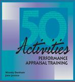 50 Activities for Performance Appraisal Training, Denham, Wendy and Jestico, Jane, 1599960524