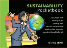 Sustainability Pocketbook, Hind, Patricia, 1906610525