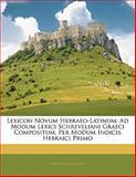 Lexicon Novum Hebraeo-Latinum, Johannes Leusden, 1142390527