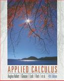 Applied Calculus, Flath, Daniel E. and Gleason, Andrew M., 0470170522