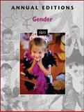 Annual Editions: Gender 10/11, Hutchison, Bobby, 0078050529