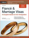 Fiance and Marriage Visas, Ilona Bray, 141332052X
