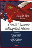 China-US Economic and Geopolitical Relations, , 1604560525
