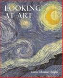 Looking at Art, Adams, Laurie Schneider, 0130340529