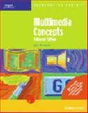 Multimedia Concepts, Shuman, Jim and Shuman, James E., 061911052X