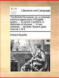 The British Parnassus, Edward Bysshe, 1140820524