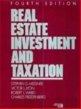 Real Estate Investment and Taxation, Messner, Stephen D. and Lyon, Victor L., 0137630530