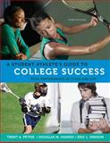 A Student Athlete's Guide to Success, Petrie, Trent A. and Denson, Eric L., 0495570532