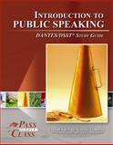 Introduction to Public Speaking DANTES/DSST Test Study Guide - PassYourClass, PassYourClass, 1614330530
