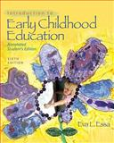 Introduction to Early Childhood Education, Essa, Eva L., 1428360530