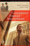 Contemporary Financial Intermediation, Greenbaum, Stuart I. and Thakor, Anjan V., 0122990536