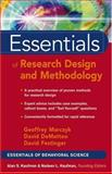 Essentials of Research Design and Methodology, Marczyk, Geoffrey R. and DeMatteo, David, 0471470538