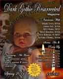 Dark Gothic Resurrected Magazine, Spring 2014, Various Authors, 1496120531
