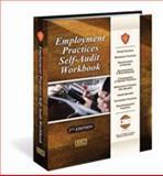 Employment Practices Self-Audit Workbook, Jones, Holly, 1600290531