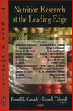 Nutrition Research at the Leading Edge, , 1604560533