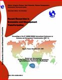 Recent Researches in Economics and Management Transformation : Proceedings of the 6th IASME/WSEAS International Conference on Economy and Management Transformation (EMT '11),, 1618040537