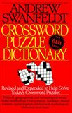 Crossword Puzzle Dictionary, Andrew Swanfeldt, 0062720538