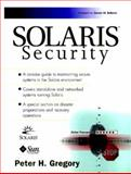 Solaris Security, Gregory, Peter H., 0130960535