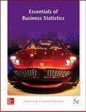 Essentials of Business Statistics, Bowerman, Bruce and O'Connell, 0078020530
