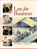 Law for Business, Ashcroft, John and Ashcroft, Janet, 032406053X