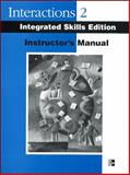 Interactions Two : Integrated Skills, Berman, Michael, 0072330546
