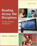 Reading Across the Disciplines, McWhorter, Kathleen T., 0205220541