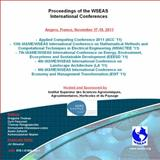 Conference Proceedings of the Applied Computing Conference 2011 (ACC '11), the 13th IASME/WSEAS International Conference on Math : CD-ROM Proceedings,, 1618040545