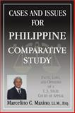 Cases and Issues for Philippine Comparative Study 9781930580541