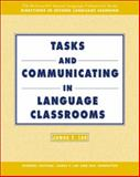 Tasks and Communicating in Language Classrooms, Lee, James F., 0072310545