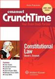 Constitutional Law 2008, Emanuel, Steven and Emanuel, Lazar, 073557054X