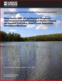 Water Quality (2000?08) and Historical Phosphorus Concentrations from Paleolimnological Studies of Swamp and Speckled Trout Lakes, Grand Portage Reservation, Northeastern Minnesota, U. S. Department U.S. Department of the Interior, 1499550545