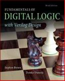 Fundamentals of Digital Logic with Verilog Design, Brown, Stephen and Vranesic, Zvonko, 0073380547