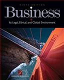 Business : Its Legal, Ethical, and Global Environment, Jennings, Marianne M., 0538470542