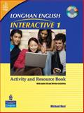 Longman English Interactive 1 Activity and Resource Book, Rost, 0136040543