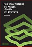 Nonlinear Modelling and Analysis of Structures and Solids, Krenk, Steen, 0521830540