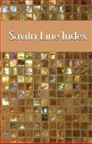 Savitri Line Index, Sri Aurobindo, 1495480542