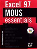 Mous Essentials Excel 97 Proficient, Calabria, Jane, 1580760546