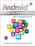 Android : How to Program - With an Introduction to Java, Deitel, Paul and Deitel, Harvey, 0132990547
