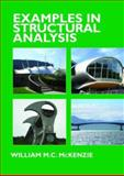 Examples in Structural Analysis, McKenzie, W. M. C., 041537054X
