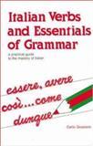 Italian Verbs and Essentials of Grammar, Graziano, Carlo, 0844280542